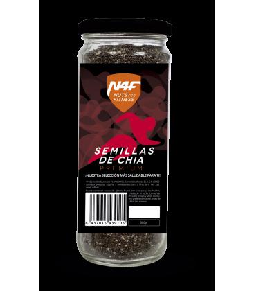 Semillas de chia premium (300g.) Nuts4Fitness