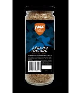 Semillas de Sésamo Tostado premium (250 g.) Nuts4Fitness