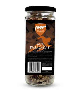 Mix ensaladas premium (250g.) Nuts4Fitness