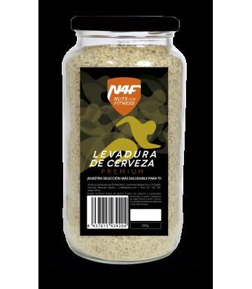 Levadura de Cerveza premium (200g.) Nuts4Fitness