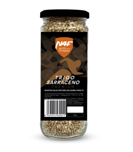 Trigo Sarraceno premium (325g.) Nuts4Fitness