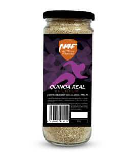 Quinoa Real premium (650 g.) Nuts4Fitness