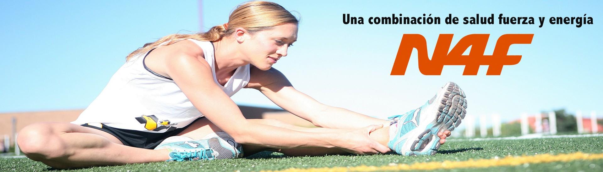 Una combinación de salud, fuerza y energía
